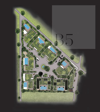 Residential Community, Mauritius